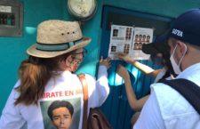IMAGEN DEL DÍA | Concluye segunda jornada para encontrar a Óscar, migrante desaparecido en Jalisco en 2010