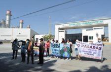 IMAGEN DEL DÍA | Protestan contra termoeléctrica de Huexca con procesión guadalupana