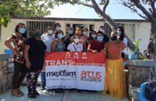 IMAGEN DEL DÍA | Colectivos istmeños condenan crímenes de odio en Oaxaca