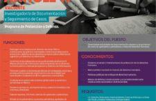EN AGENDHA   Vacante para investigadora de documentación y seguimiento de casos en ARTICLE19