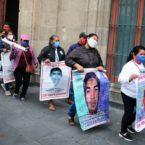 Ayotzinapa: lamentan filtraciones y exigen agotar líneas de investigación con pruebas