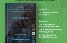 """EN AGENDHA   Presentación de libro """"Los Cucapá"""""""