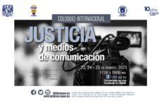 """EN AGENDHA   Coloquio Internacional """"Justicia y medios de comunicación"""""""