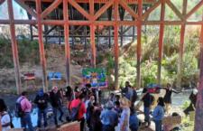 """IMAGEN DEL DÍA   Con """"Festín de la inmundicia"""", demandan frenar contaminación en ríos de Oaxaca"""