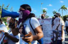 IMAGEN DEL DÍA | Cancún: Marchan por 22 personas desaparecidas y piden justicia