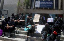 IMAGEN DEL DÍA | Feministas exigen que detengan persecución en su contra