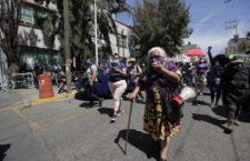 IMAGEN DEL DÍA | Con marcha, exigen justicia para Mariana Lima