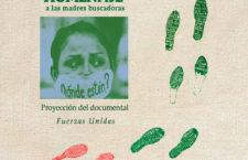 EN AGENDHA | Homenaje a las madres en búsqueda