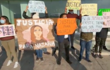 IMAGEN DEL DÍA | Cholula: Protestan por probable liberación de implicados en feminicidio
