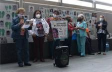 IMAGEN DEL DÍA | Reclaman a FGR seriedad sobre desaparecidos