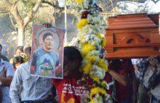 Asesinados 45 activistas en dos años en México