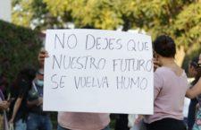 IMAGEN DEL DÍA | Exigen al gobierno de Jalisco proteger al bosque de La Primavera