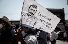 IMAGEN DEL DÍA | Reiteran campesinos rechazo al PIM en 102 aniversario de asesinato de Zapata