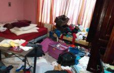 Allanan domicilio de periodista que reportó asesinato de migrante salvadoreña
