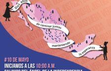 EN AGENDHA | X Marcha de la dignidad nacional