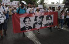 IMAGEN DEL DÍA | Jalisco: Miles marchan para exigir justicia para los hermanos González Moreno