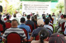 """FRASE DEL DÍA   """"Rechazamos todo proceso minero y pedimos a Semarnat no insista en más consultas"""": vocero de Ocotlán"""