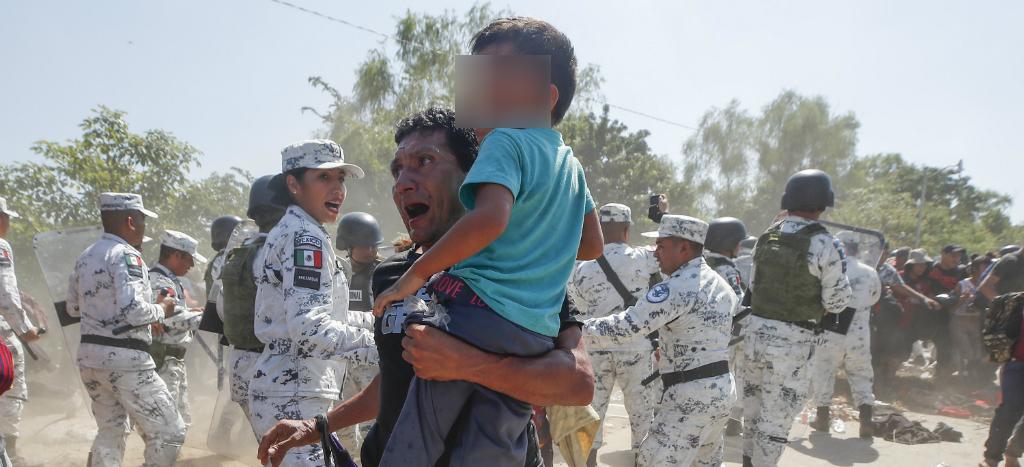 BAJO LA LUPA | Frontera sur: cruzada contra los derechos humanos, por Mario Patrón