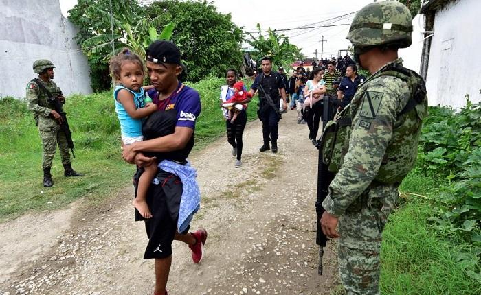 BAJO LA LUPA   Una transformación militarista, por Catalina Pérez Correa