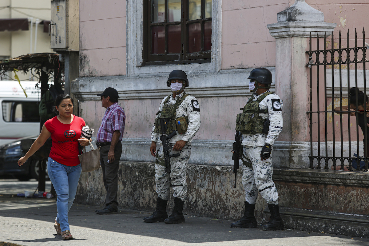 BAJO LA LUPA   Seguridad ciudadana: elecciones sin elecciones y la vía militar, por Ernesto López Portillo