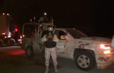 IMAGEN DEL DÍA | Irrumpen militares en territorio yaqui; la etnia declara emergencia