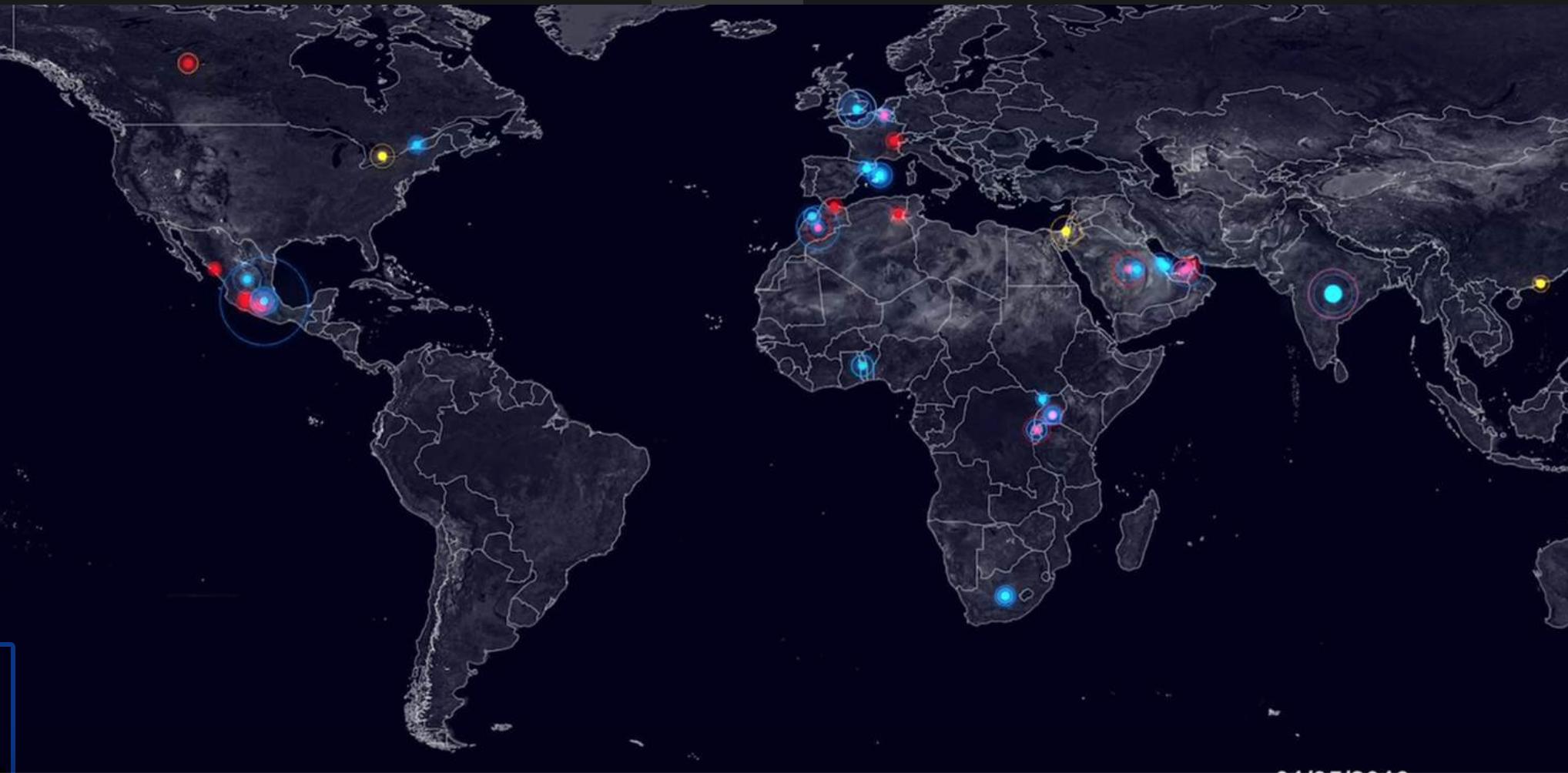 Presentan plataforma que documenta alcances internacionales de ataques con Pegasus