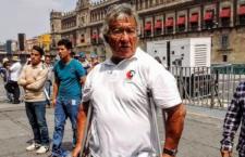 """Fallece Mario Álvaro Cartagena López, sobreviviente de la """"Guerra Sucia"""" y luchador contra la impunidad"""