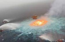 Sociedad civil exige cese al ecocidio de la industria petrolera en México