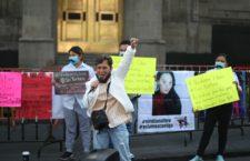 IMAGEN DEL DÍA | Feministas protestan en SCJN por el caso de Viridiana Molina
