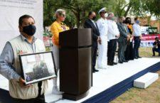 IMAGEN DEL DÍA | Marina ofrece disculpas por desapariciones en Nuevo Laredo; familias exigen cese criminalización