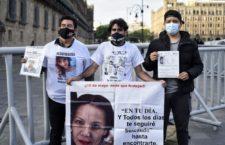 IMAGEN DEL DÍA | Familiares de desaparecidos en Puebla exigen a gobierno federal que intervenga