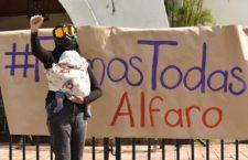 IMAGEN DEL DÍA | Jalisco: exigen retiro de cargos a mujeres detenidas por protestar