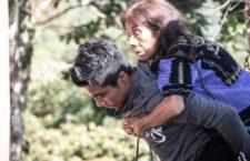 IMAGEN DEL DÍA | Desplazadas, familias de Pantelhó por asedio del crimen organizado