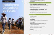 EN AGENDHA | Lanzamiento de la Plataforma Ciudadana de Fosas
