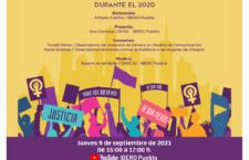 EN AGENDHA | Presentación del Informe de probables feminicidios registrados por el Observatorio de Violencia Social y de Género