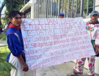 Piden detener criminalización contra autoridades comunitarias de Azqueltán, Jalisco