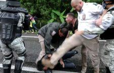 ACNUR, OIM y ONU-DH llaman a México a respetar estándares internacionales en el uso de la fuerza