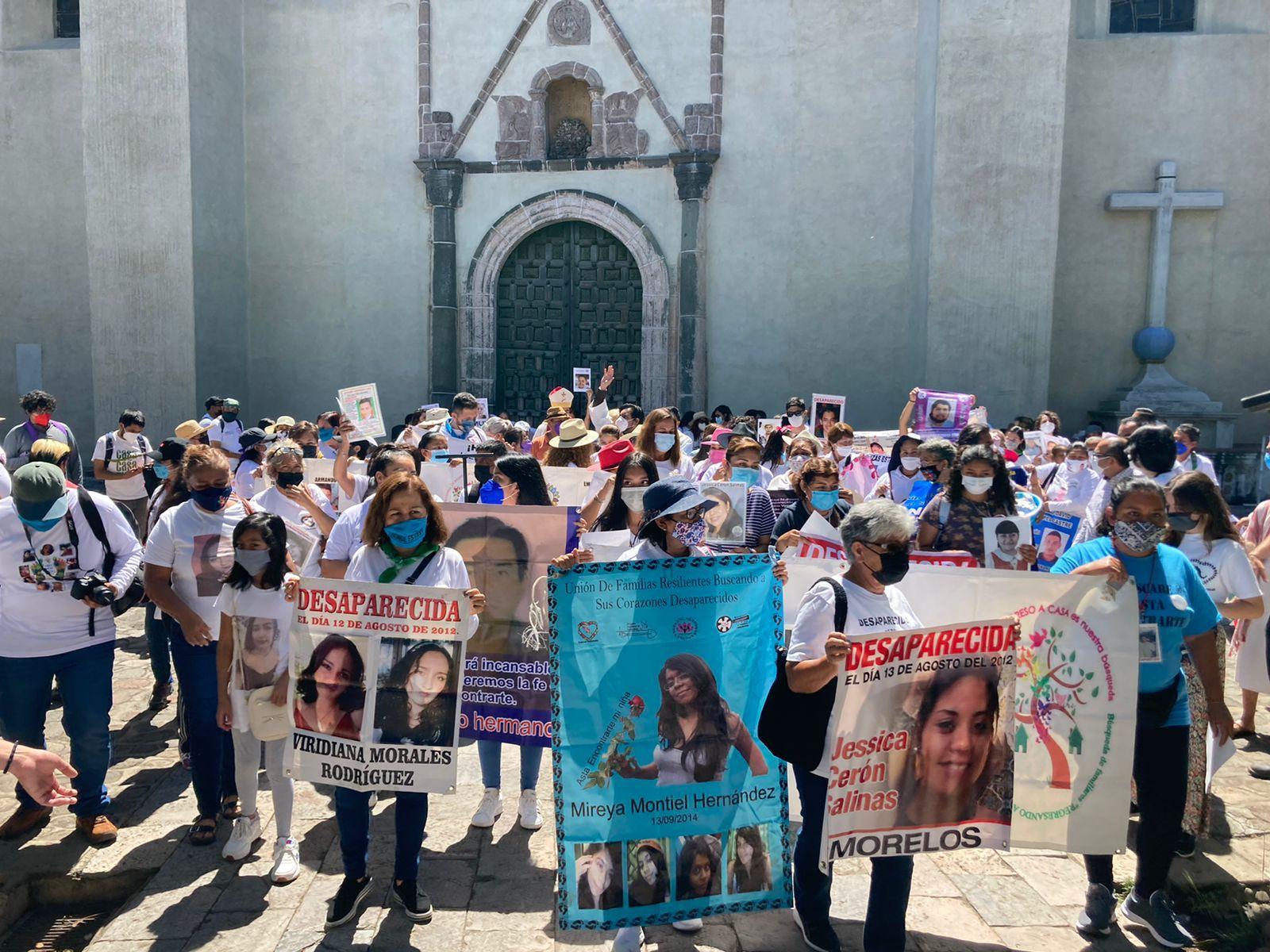 Arranca la VI Brigada Nacional de Búsqueda de Personas Desaparecidas, en Morelos