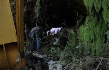 IMAGEN DEL DÍA   Brigada nacional de búsqueda halla en Yecapixtla un resto óseo