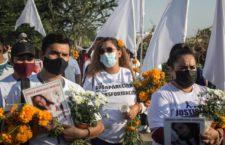 IMAGEN DEL DÍA | Acto para dignificar fosas ilegales en Tetelcingo