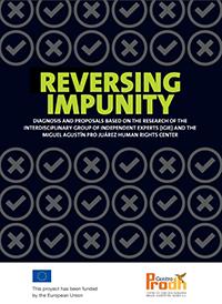 Reversing Impunity Cover