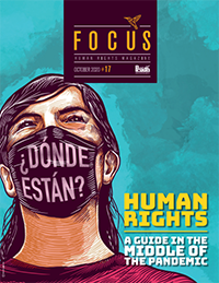Cover for the Focus Magazine number 17