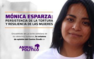 Línea de Tiempo del caso de Mónica Esparza