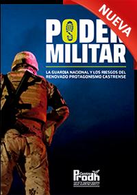 Portada del libro, Poder Militar